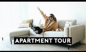 MY NEW APARTMENT TOUR 2019 | Nastazsa