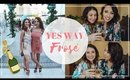 GRWM: Yes Way Frosé Party! Ft. Vonni (TIPSY!)