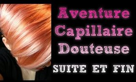 Aventure Capillaire Douteuse - SUITE ET FIN!!