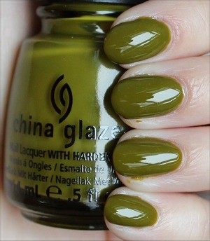 From the Avant Garden Collection. See more swatches & my review here: http://www.swatchandlearn.com/china-glaze-budding-romance-swatches-review/