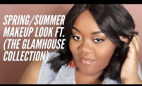 Spring Makeup Look ft.( The Glam House Collection) Unit/Wig