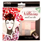 Kiss Disney Villains Nail Art Kit - Evil Queen