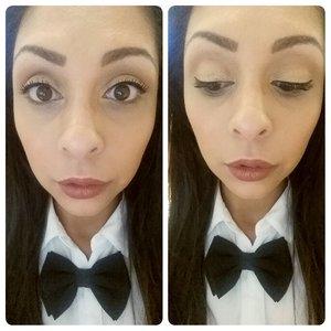 Lips: Gerard Cosmetics 1995 Eyes: MorpheBrushes: 35O Palette