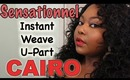 Sensationnel Cairo Instant Weave Review