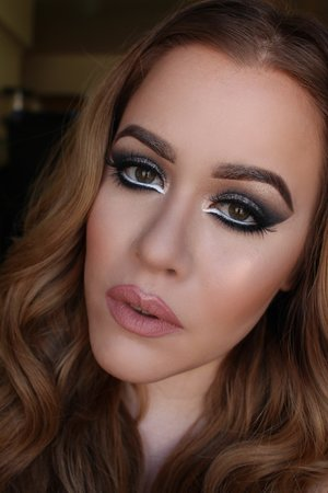 hello everyone,  come follow my Instagram for more  looks and makeup info thank you. http://instagram.com/Janinaleerene