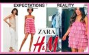 🌸 NEW-In H&M ZARA HAUL (Try-On) for SUMMER 2019 👓 🌸FASHION TRENDS