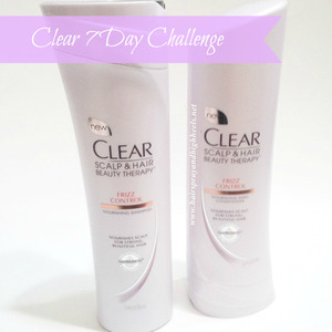 I took the challenge, come hear my results and find out how you can take the challenge! http://www.hairsprayandhighheels.net/2013/02/clear-hair-7-day-challenge.html