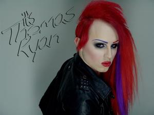 Model: Thomas Ryan Hair & Make-up: Thomas Ryan Iconic studios 2012