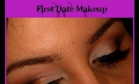 Tutorial: First Date Makeup Using Drugstore Products