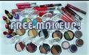 Jordana Cosmetics 2 winners Giveaway Extravaganza