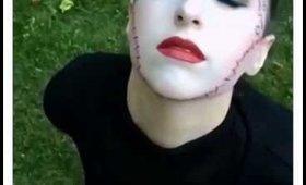 Monster's Bride Makeup