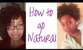 How to Go Natural