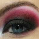 Helena Tutorial Eye Close up