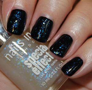 Nails Inc Black Taxi & The Old Vic