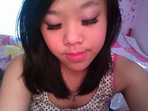 V-Day Look :)