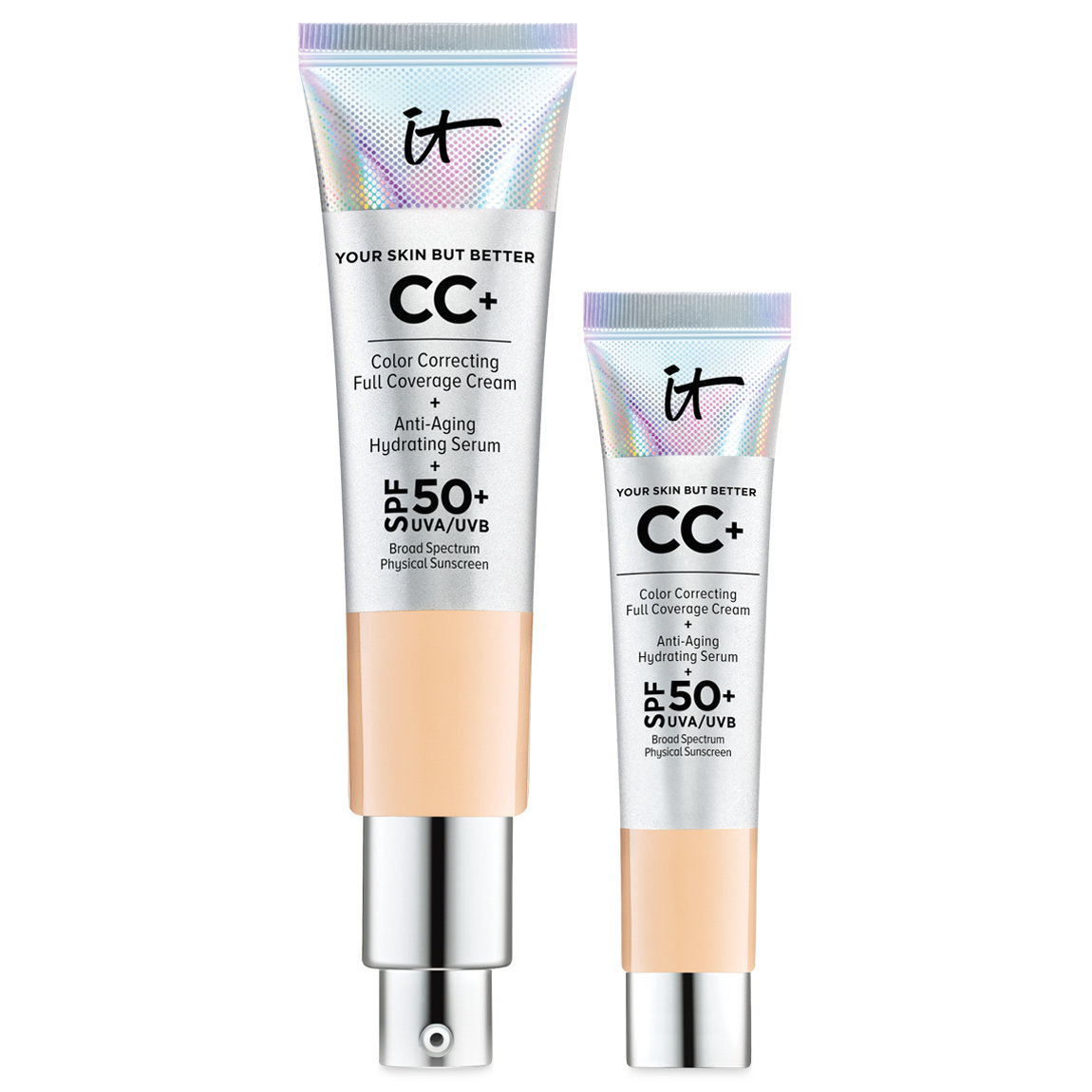 IT Cosmetics  Complexion Perfection At Home and On The Go Kit Medium alternative view 1.
