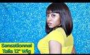 Sensationnel - TALIA 12 - Instant Fashion Synthetic Wig ☆ SOGOODSHOP | SamoreLoveTV
