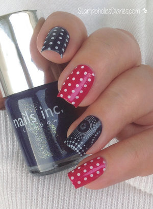 http://stampoholicsdiaries.com/2015/04/13/polka-dot-mani-with-nails-inc-and-marianne-nails/