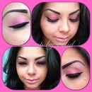 dramatic liner soft pink