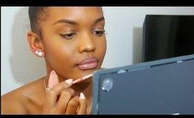 10 Days of Vlogmas   Day 2: My Everyday Makeup