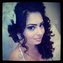 my wedding makeup