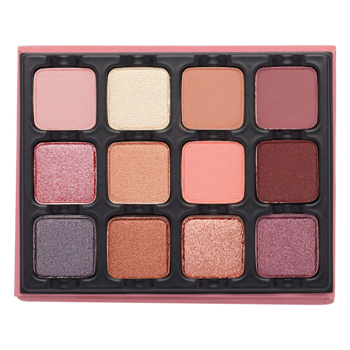 Viseart Paris EDIT Eye Shadow Palette alternative view 1 - product swatch.
