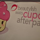 Beautylish IMATS Cupcake Afterparty poster!