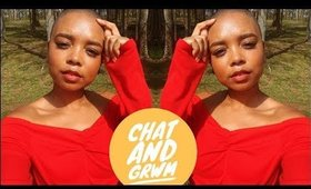 Chatty GRWM | making new friends & rambling about life...