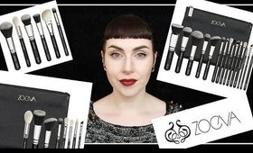 ZOEVA Brush Collection; Classic Sets & Individual Makeup Brushes | Part 2 of 4 | LetzMakeup