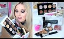 Makeup Unboxing & Demo! ♡ Limited Edition LiveGlam x Shaaanxo Box!