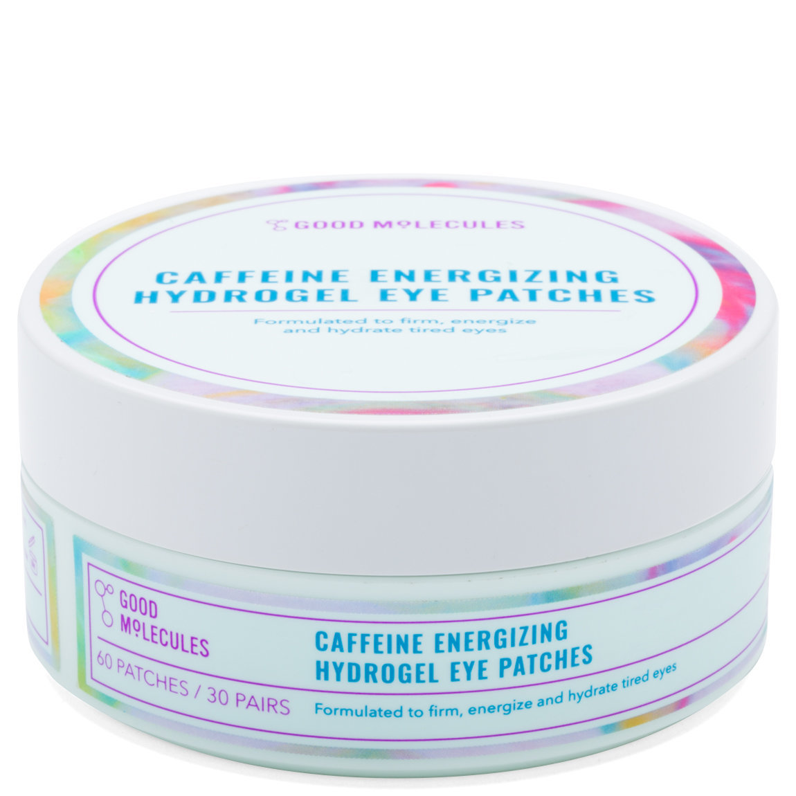 Good Molecules Caffeine Energizing Hydrogel Eye Patches Single alternative view 1 - product swatch.