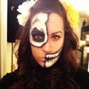 Halloween usual