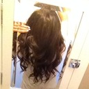 My hair today !