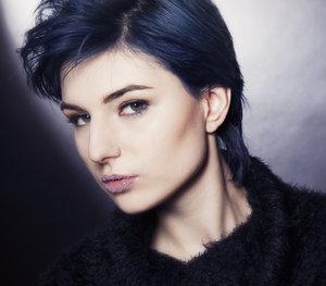 Mua: (me) Manon Van Mullem Model: Sara Scarlet photo by Samatha Hunt
