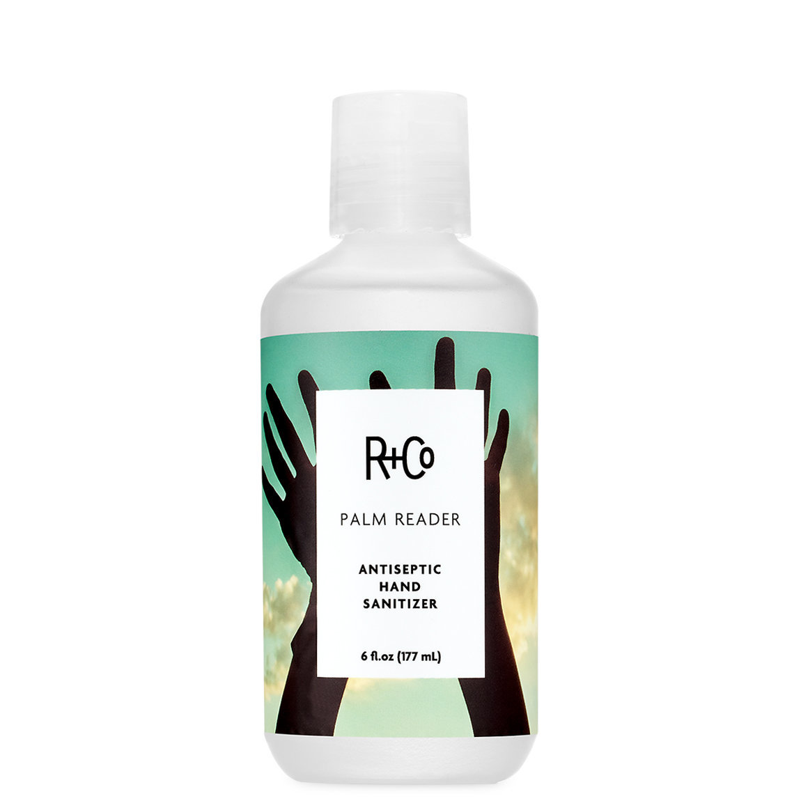 R+Co Palm Reader Hand Sanitizer alternative view 1 - product swatch.