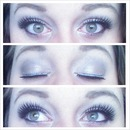 red carpet party eyes