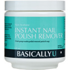 Basically U Instant Non-Acetone Nail Polish Remover