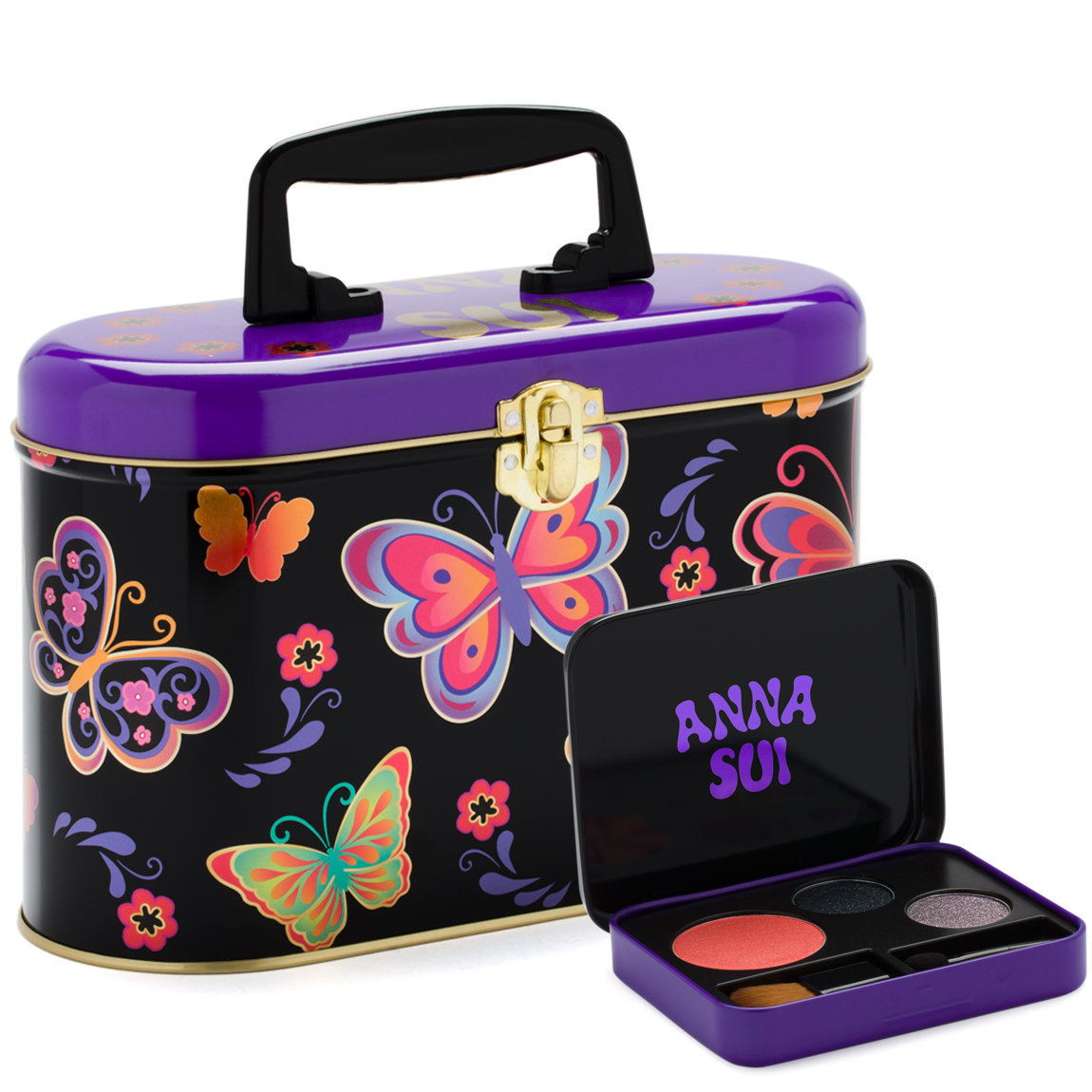 Anna Sui Makeup Coffret Set III product swatch.