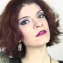 Sangria makeup