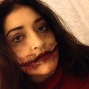 Halloween:: Chelsea smile :) 💉🔪