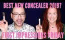 Let's Try Urban Decay Stay Naked Concealer First Impressions | mathias4makeup