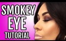 How To: Smokey Eye Makeup Tutorial For The Holidays