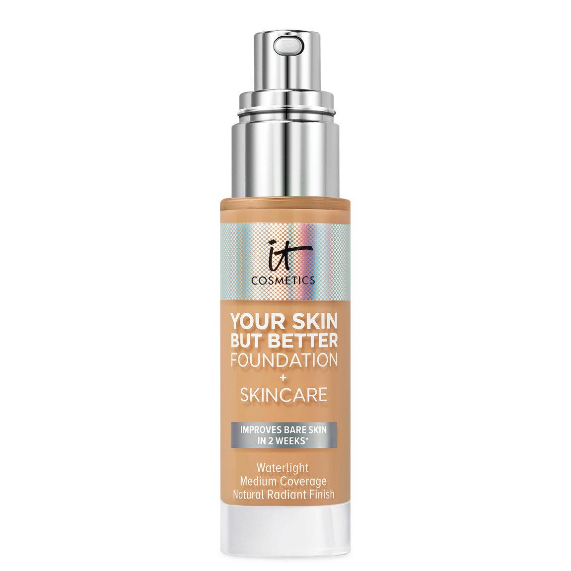 IT Cosmetics  Your Skin But Better Foundation + Skincare Medium Warm 32 alternative view 1.