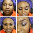 my client makeup