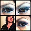 Glam Party Look