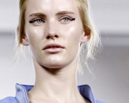 Richard Nicoll Makeup, London Fashion Week S/S 2012