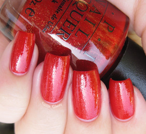 OPI Red Dazzle (shade)