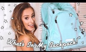 What's In My Backpack 2019! *college edition*