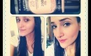 REVIEW and DEMO: Rimmel London, Lasting Finish 25 hour Foundation .