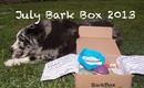 Bark Box July 2013